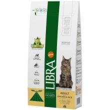 Libra Cat Adult Pollo y Arroz