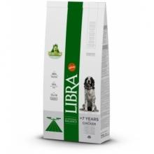 Libra Dog Pienso Adult +7 Años