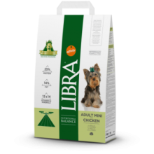Libra Dog Pienso Adult Mini...
