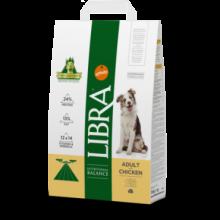 Libra Dog Pienso Adult Pollo