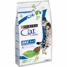 CAT CHOW FELINE 3IN1 1.5kg