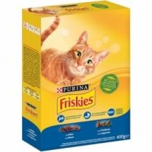 Friskies Gato Adulto Atún y...