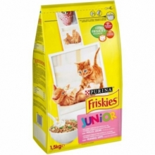 Friskies Gato Junior Pollo,...