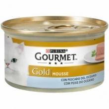 Gourmet Gold Mousse Pescado...