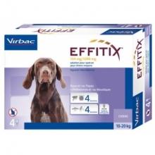 Virbac 1 Pipeta Effitix...