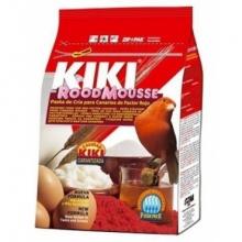 Kiki Bizcocho Rood Mousse Rojo