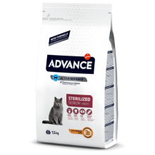 ADVANCE GATO STERILIZED +10...