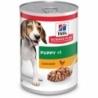 Hill's Science Plan Puppy Pollo húmedo 370 gr.