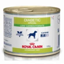 DIABETIC DOG 195 GR ROYAL...