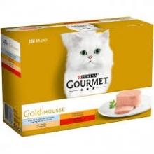 GOURMET GOLD Mousse Surtido...