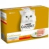 GOURMET GOLD Mousse Surtido (12x85g)