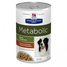 HILLS PD Canine Metabolic...