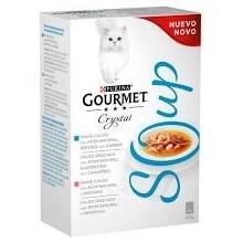 GOURMET SOUP Atún (4x40 gr)