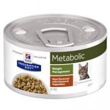 HILLS PD Feline Metabolic...