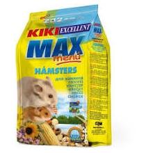 KIKI MAX MENU HAMSTERS 1 KG.