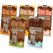 Snack DOG CHOC Classic 100...